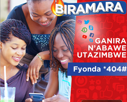 communiquer plus avec Leo Burundi