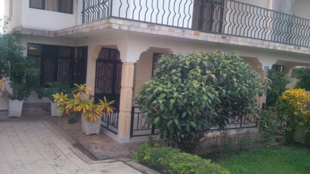 Maison de passage burundi
