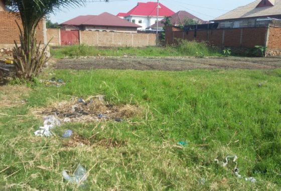 Bujumbura parcelle a vendre