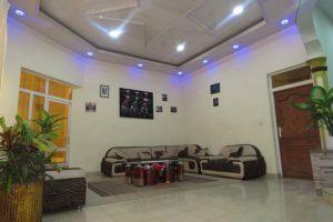 Burundi Maison de passage meublée