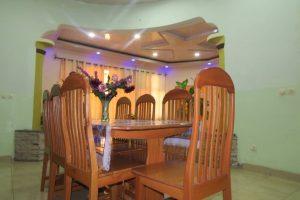 salle a manger RENT HOUSE Bujumbura
