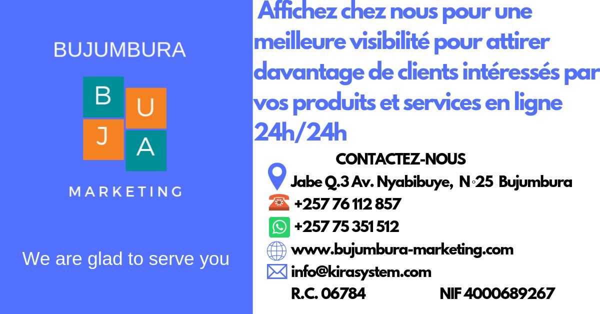 Bujumbura Business